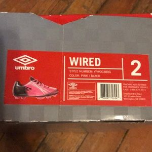 Umbro Shoes - Soccer cleats